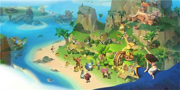 海岛生存游戏大全