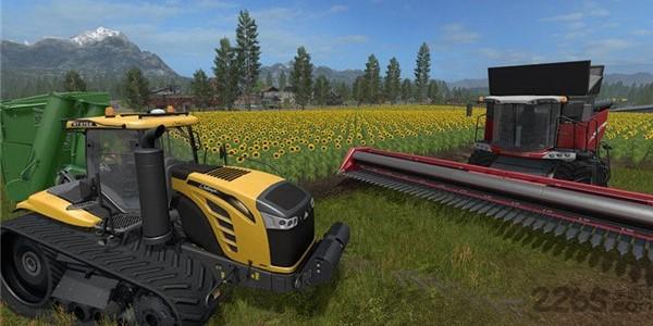 模拟农场手游大全