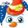 雪人幼儿园