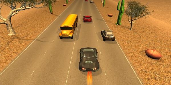 公路赛车游戏大全