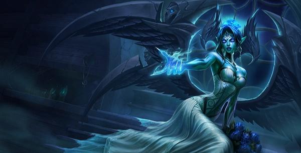 英雄联盟s11堕落天使莫甘娜出装天赋推荐