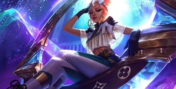 英雄联盟s11元素女皇奇亚娜出装天赋推荐