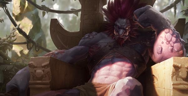 英雄联盟s11巨魔之王特朗德尔装天赋推荐