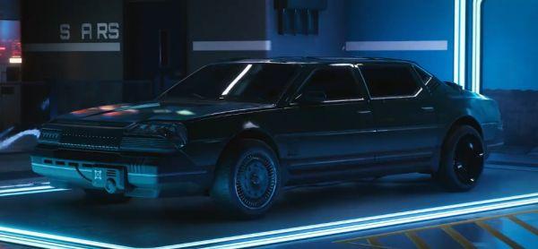 赛博朋克2077有哪几种车辆?赛博朋克2077全车型属性外观鉴赏大全[视频][多图]图片2