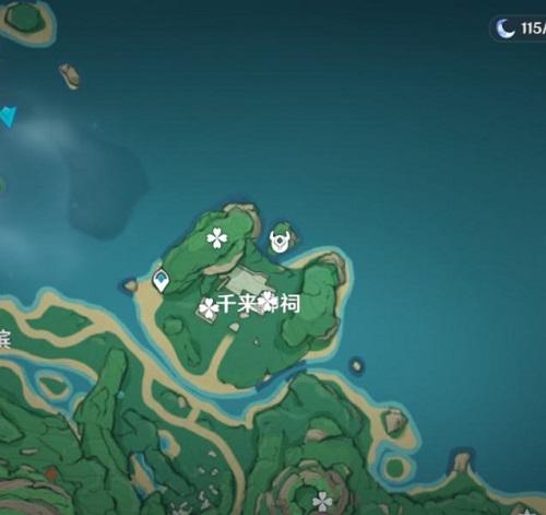 原神鹤观岛解密大全