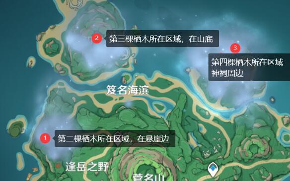 原神雾海纪行任务完成攻略